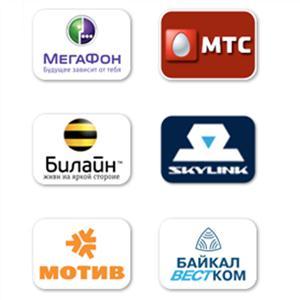 Операторы сотовой связи Рамешков